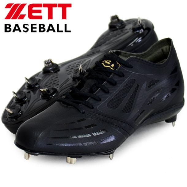 金具スパイク ネオステイタス【ZETT】ゼット 金具野球スパイク18SS(BSR2886-1919)*25