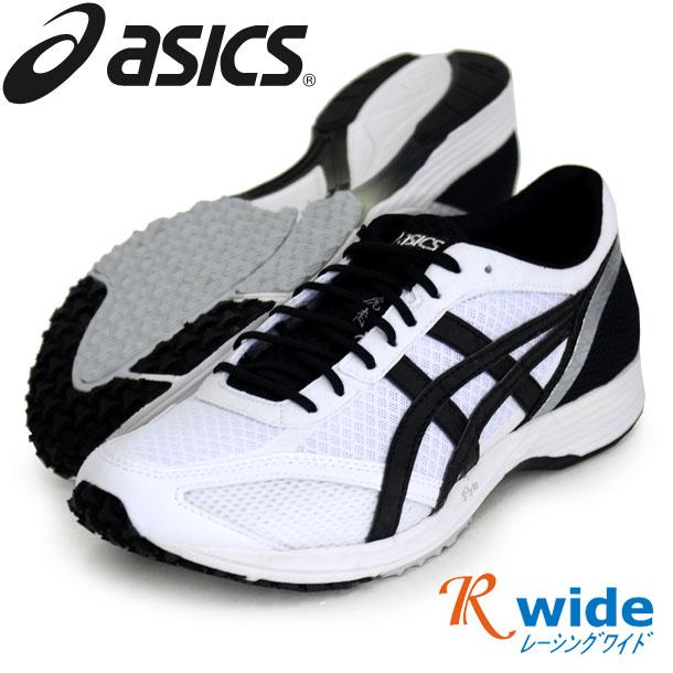 TARTHERZEAL TS 4-wide【ASICS】アシックスRUNNING FOOTWEAR FAST/RACINGランニングシューズ ワイド18SS (TJR286-0190)*26