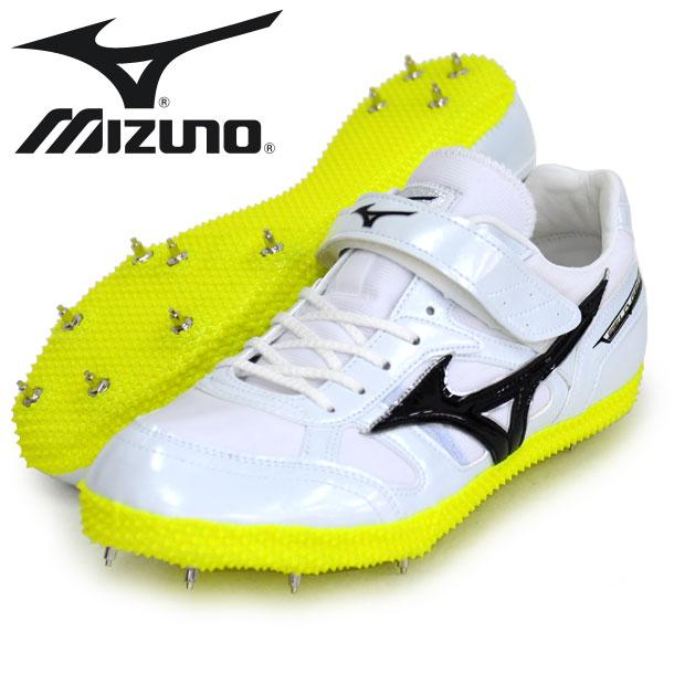 フィールドジオHJ-I2 【MIZUNO】ミズノ陸上競技 陸上スパイク 走高跳専用18SS (U1GA184209)*28