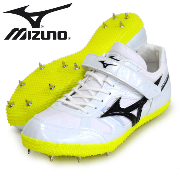 フィールドジオHJ-I2R 【MIZUNO】ミズノ陸上競技 陸上スパイク 走高跳専用(右足踏切用)18SS (U1GA184309)*27