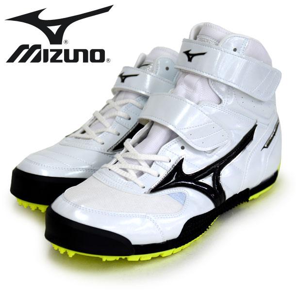 フィールドジオJT-I2 【MIZUNO】ミズノ陸上競技 陸上スパイク やり投げ専用18SS (U1GA184609)*28