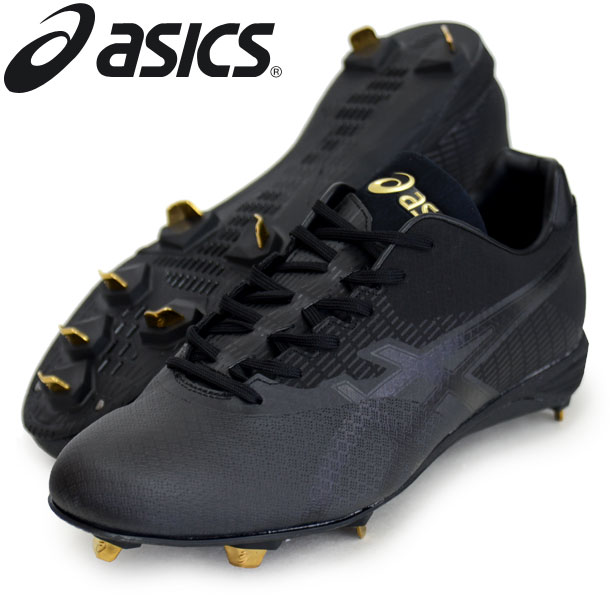 <ゴールドステージ>スピードアクセル SL【asics】アシックス 野球スパイク18SS(SFS301-9090)*30