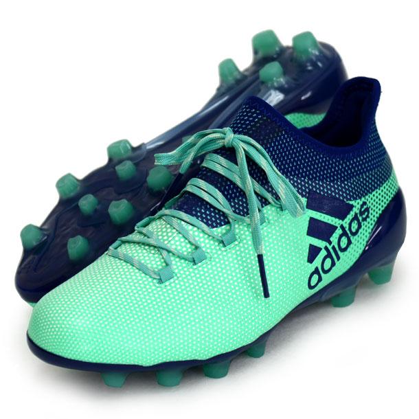 エックス 17.1-ジャパン HG【adidas】アディダス ● サッカースパイク X 18SS(CQ1976)*41