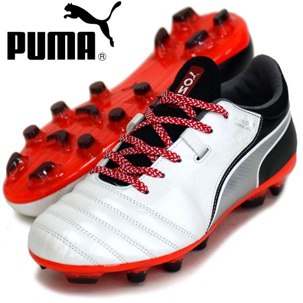 プーマ ワン J 1 HG【PUMA】プーマ ● サッカースパイクシューズ 18SS(104981-02)*49