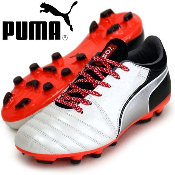プーマ ワン J 2 HG【PUMA】プーマ ● サッカースパイクシューズ 18SS(104983-02)*43