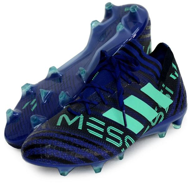 ネメシス メッシ 17.1 FG/AG【adidas】アディダス ● サッカースパイク NEMEZIZ 18SS(CP9029)*41