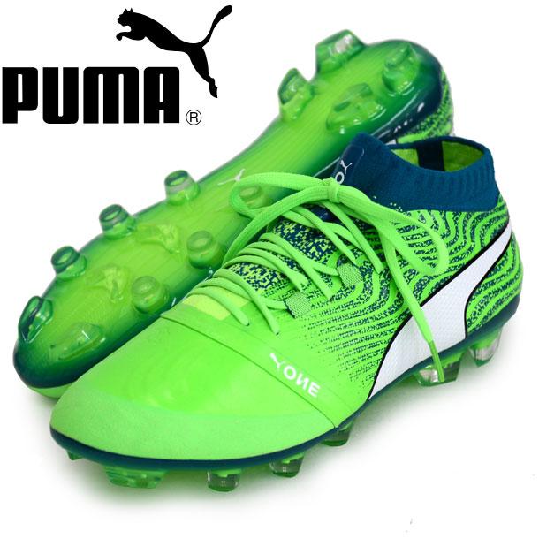 プーマ ワン 18.1 HG【PUMA】プーマ ● サッカースパイク18SS (104530-02)*40