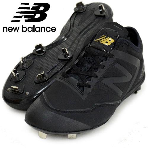ベースボールスパイク【New Balance】ニューバランス 野球金具スパイク 15SS(AB100BK2E)<>*00