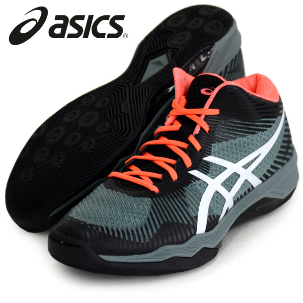 VOLLEY ELITE FF CLUSTER MT【ASICS】アシックスVOLLEYBALL FOOTWEAR MEN'S/UNISEX18SS(TVR720-1001)*28