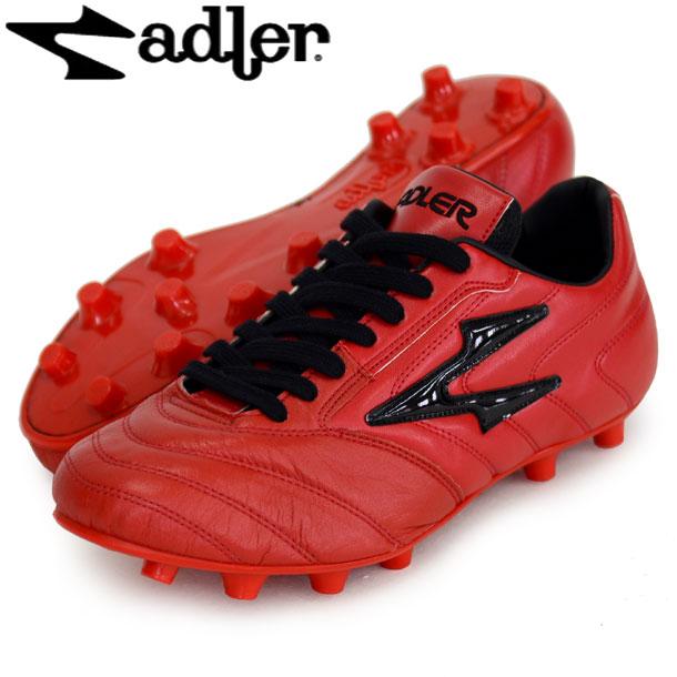 レッジオ MS【adler】アドラー サッカースパイク18FW(AD803-RD/BK)*20