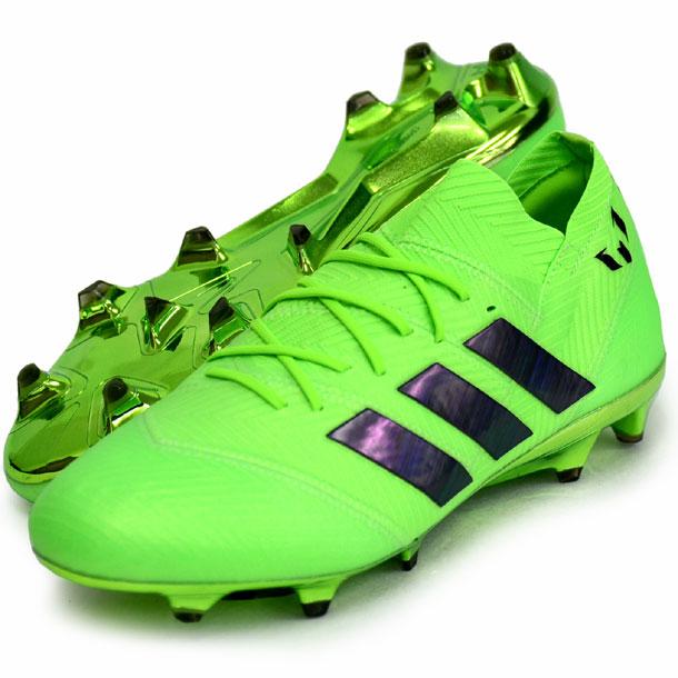 ネメシス メッシ 18.1 FG/AG【adidas】アディダス サッカースパイク NEMEZIZ MESSI 18FW(DA9586)*10