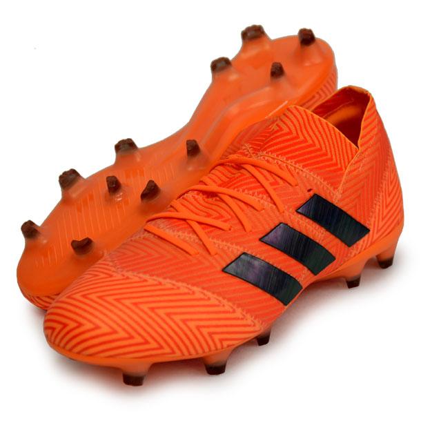 ネメシス 18.1 FG/AG【adidas】アディダス サッカースパイク NEMEZIZ 18FW(DA9588)*10