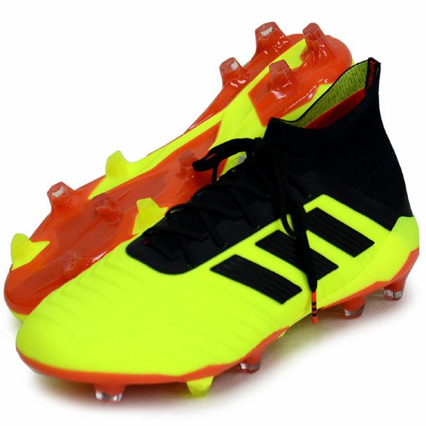 プレデター 18.1 FG/AG【adidas】アディダス ● サッカースパイク PREDATOR 18FW(DB2037)*45