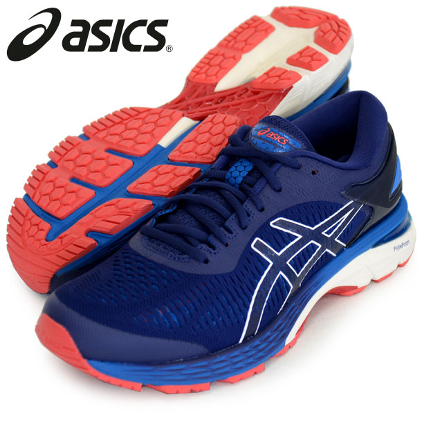 GEL-KAYANO 25【ASICS】アシックスRUNNING FOOTWEAR ROAD18AW(1011A019-400)*37