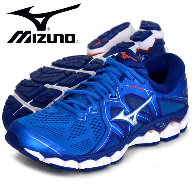ウエーブスカイ 2 【MIZUNO】ミズノ ランニングシューズ18AW(J1GC180203)*26