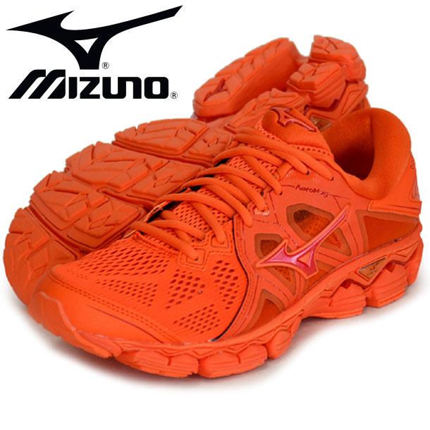 ウエーブスカイ 2 【MIZUNO】ミズノ ランニングシューズ18AW(J1GC180259)*26