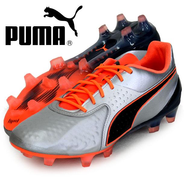 プーマ ワン 1 レザー CC FG/AG【PUMA】プーマ ● サッカースパイク18FW(104752-02)*42