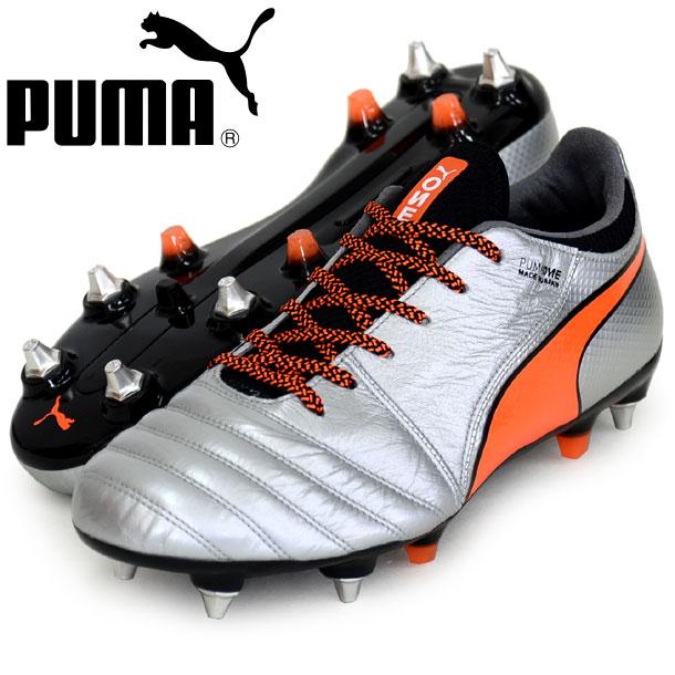 プーマ ワン J 2 MX SG 取替式【PUMA】プーマ ● サッカースパイクシューズ 18FW(104982-02)*41