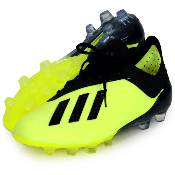 エックス 18.1-ジャパン HG/AG【adidas】アディダス ● サッカースパイク X 18FW(AP9938)*30