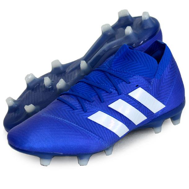 ネメシス 18.1 FG/AG【adidas】アディダス ● サッカースパイク NEMEZIZ 18FW(DB2080)*47