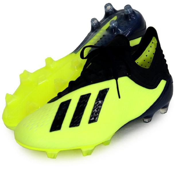 エックス 18.1 FG/AG【adidas】アディダス ● サッカースパイク X 18FW(DB2251)*30
