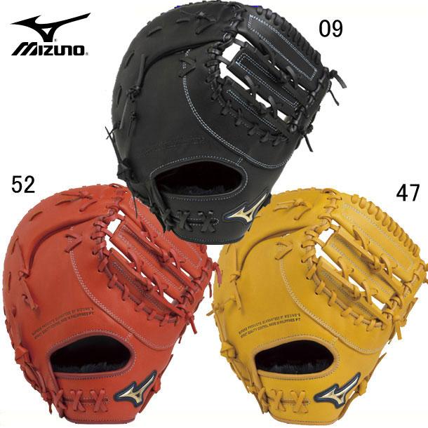 セレクトナイン 軟式用 一塁手用:TK(AXI)型【MIZUNO】野球 軟式用グラブ 18AW(1AJFR19500)*22