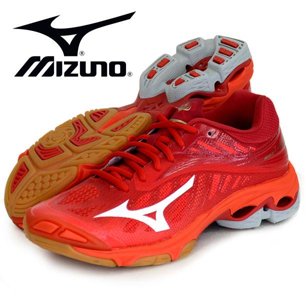 ウエーブライトニング Z4【MIZUNO】ミズノ バレーボールシューズ18AW(V1GA180002)*26