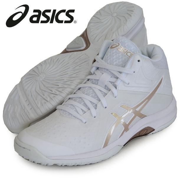 LADY GELFAIRY8【asics】アシックス バスケットボールシューズ18AW(TBF403-100)*26