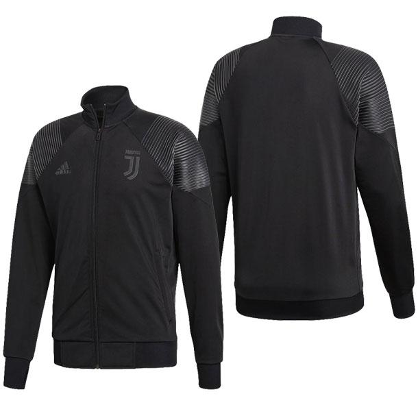 ユベントスICON JUVE ジャケット【adidas】アディダスサッカー レプリカウェア18FW(FAF60-CY8778)*00