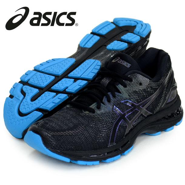 GEL-NIMBUS 20 LITE-SHOW【ASICS】アシックスRUNNING FOOTWEAR ROAD18AW(1011A043-001)*39