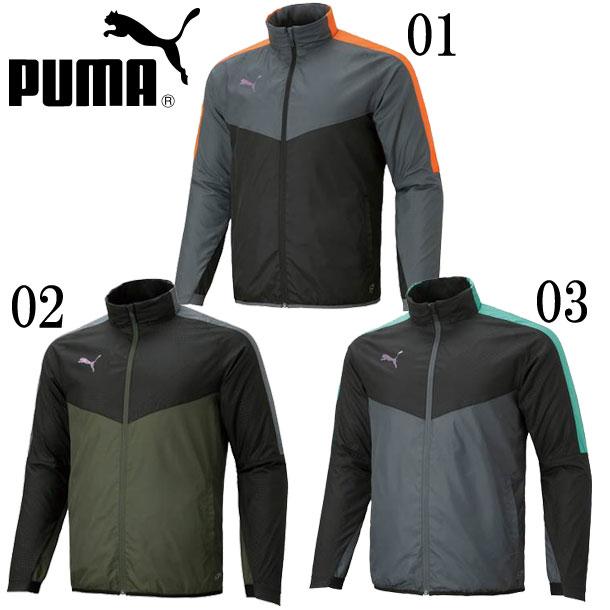 FTBLNXT ラインド ジャケット【PUMA】プーマ ウインドジャケット 18FW (655984)*29