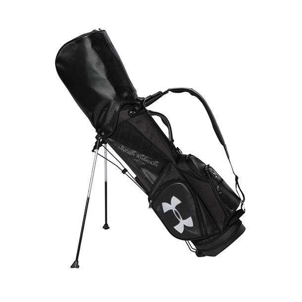 UA ゴルフキャディバッグスタンドタイプ(ゴルフ/キャディバッグ/MEN)[AGF3792]【UNDER ARMOUR】アンダーアーマーメンズ スポーツ ゴルフ【AR】*00