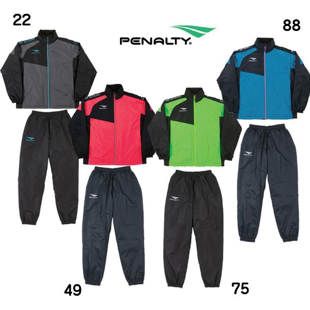 JRウォーマースーツ 上下セット【penalty】ペナルティーウェア 30au31fe 18fw(po8516j)*05