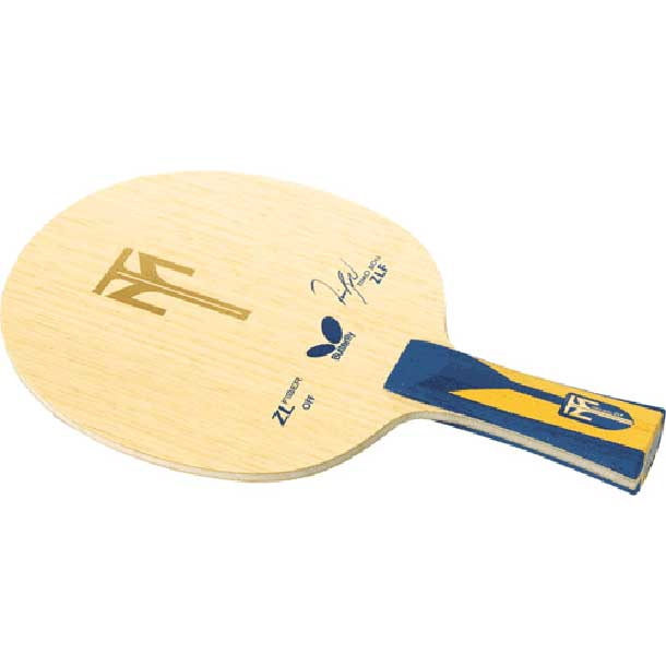 ティモボル・ZLF-FL【Butterfly】バタフライ 卓球/ラケット/シェークハンド卓球ラケット(35841)*10