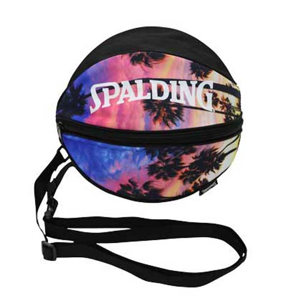 返品交換不可 ボールバッグ LA SPALDING スポルディング 売り出し バスケットボール 10