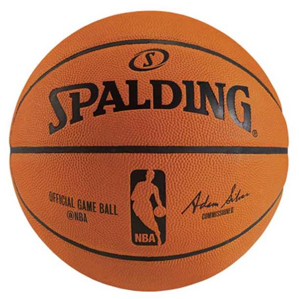 オフィシャルNBAゲームボール 【SPALDING】スポルディング バスケットボール*10