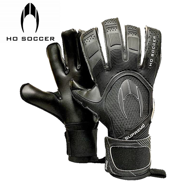 SUPREMO PRO II ROLL NEGATIVE BLACKOUT 【HO SOCCER】HO サッカー キーパーグローブ 19FW(51.0731)*10