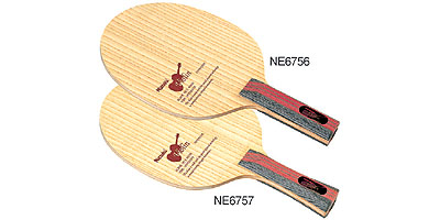 バイオリン ST【Nittaku】ニッタクシェークハンド卓球ラケット(NE6756)*20
