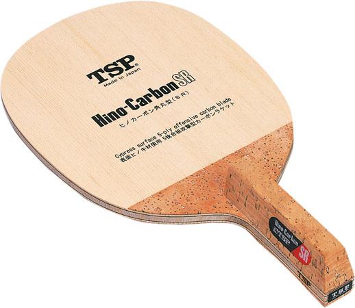 ヒノカーボンSR【TSP】ティーエスピーペンホルダー卓球ラケット(21312)<発送まで2~3日掛かります。>*10