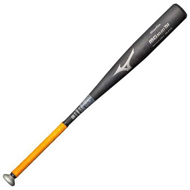 硬式用『グローバルエリート』MGセレクトTH(金属製/83cm/900g以上)(09ブラック)【MIZUNO】ミズノ野球 バット 硬式用『金属製』(1cjmh1128309)*25