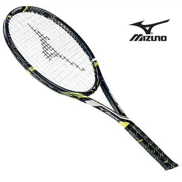 『フレームのみ』テニスラケット キャリバー コンプ(09ブラック)【MIZUNO】ミズノテニス ラケット キャリバー(63JTH53009)*67