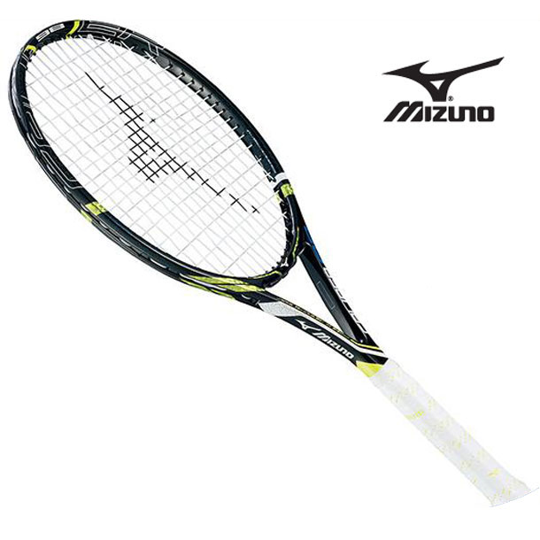 『フレームのみ』テニスラケット キャリバー 98(09ブラック)【MIZUNO】ミズノテニス ラケット キャリバー(63JTH53109)*68