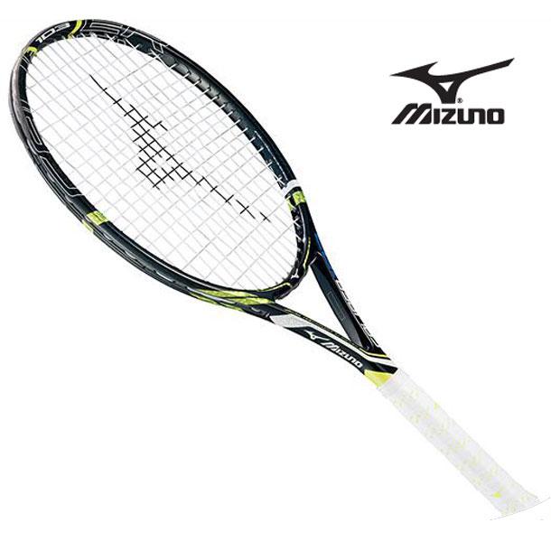『フレームのみ』テニスラケット キャリバー 103(09ブラック)【MIZUNO】ミズノテニス ラケット キャリバー(63JTH53209)*40
