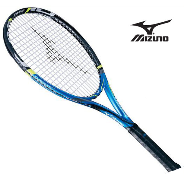 『フレームのみ』テニスラケット Fエアロ コンプ(27ブルー×ブラック)【MIZUNO】ミズノテニス ラケット Fシリーズ(63JTH60027)*61