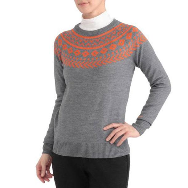 ブレスサーモクルーネックセーター【MIZUNO】ミズノゴルフ ウエア セーター(52MC9740)25*30
