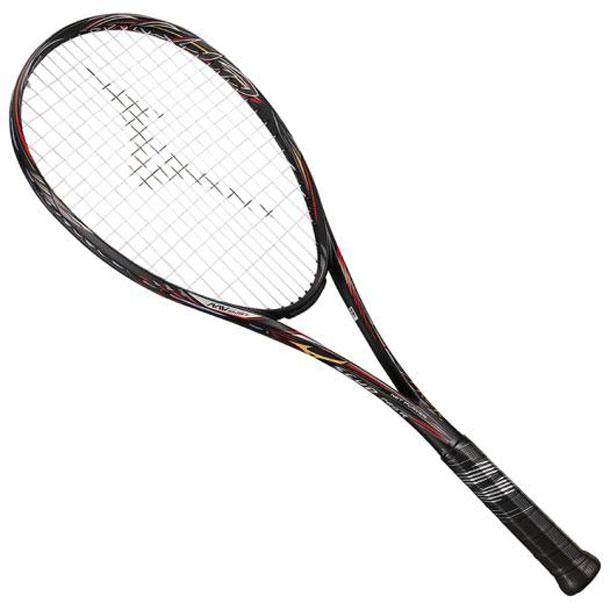 『フレームのみ』スカッドプロR(ソフトテニス) 【MIZUNO】ミズノテニス/ソフトテニス ソフトテニスラケット スカッド(63JTN951)*20