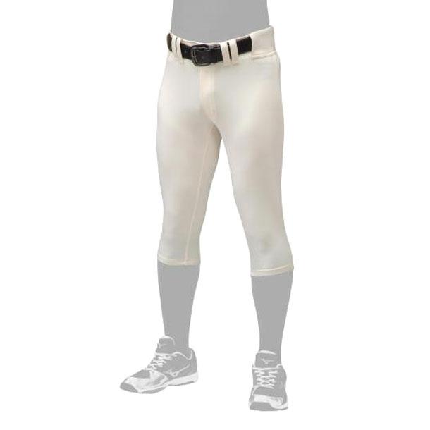 ストレッチパンツ/ショートフィットタイプ(野球)【MIZUNO】ミズノ野球 ユニフォーム パンツ(12JD0F48)*20