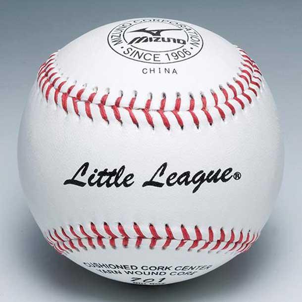 少年硬式用/リトルリーグ701 試合球(1ダース)【MIZUNO】ミズノ野球 ボール 少年硬式用/試合球(1BJBL70100)*00
