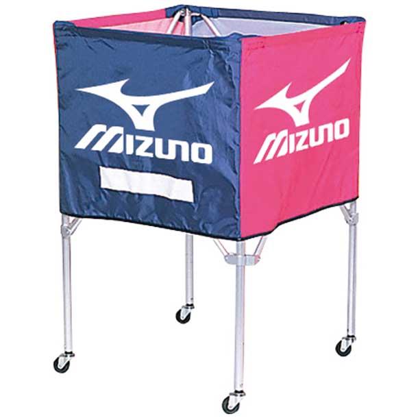 折りたたみ式ボール収納カゴ【MIZUNO】ミズノバレーボール ボール ボールネット/ケース(9VA8517)*25