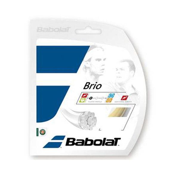 ブリオロール【Badolat】バボラ硬式テニスストリングス(BA243118)*20